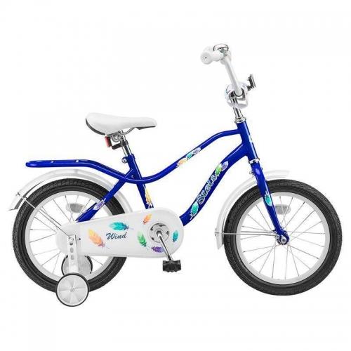 Велосипед Stels Wind, синий, рама 14