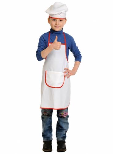 Карнавальный костюм Поварёнок, 7-9 лет