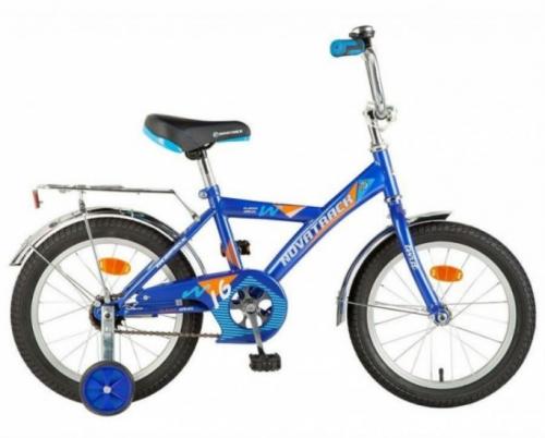 Велосипед Novatrack Twist, синий, рама 12