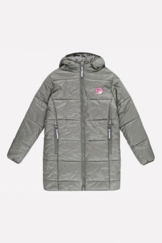 Куртка для девочки Crockid ВК 32073/2 ГР размер 116-122