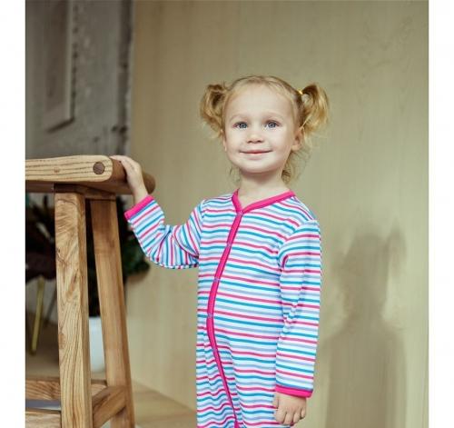 Комбинезон Lucky Child LOVE (арт. А6-103),размер 24 (74-80)