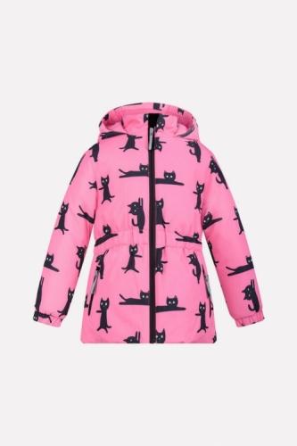 Куртка для девочки Crockid ВК 38032/н/2 ГР размер 92-98