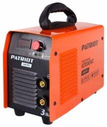 Инверторный сварочный аппарат Patriot 200 PFC