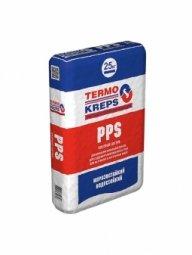 Штукатурная клеевая смесь Крепс PPS для плит из пенополистирола 25 кг