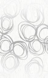 Декор Нефрит-керамика Вальс 04-01-1-09-03-00-106-0 40x25 Белый