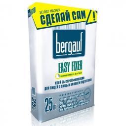 Клей Bergauf Easy Fixer быстрой фиксации 25 кг