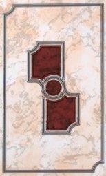 Декор Сокол Уральские самоцветы D-342 AR5 орнамент глянцевый 20х33