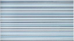 Декор Lasselsberger Камила полоска голубой 19,8х39,8
