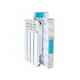Радиатор алюминиевый Sti 500-80 6 секц.
