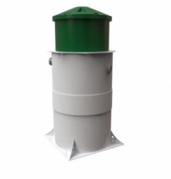 Автономная канализация Коломаки Коло Веси 3