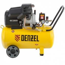 Компрессор воздушный Denzel DKV2200/50 Х-PRO 400 л/мин. 2.2 кВт