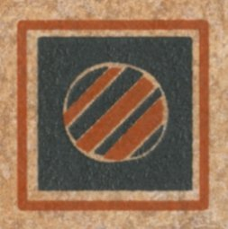 Вставка Kerama Marazzi Олимпико BC148\3351 3.5х3.5