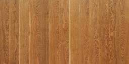 Паркетная доска Polarwood Space Дуб Купидон медовый лак 1-полосная 2000