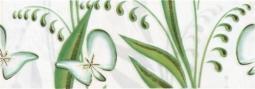 Бордюр Береза-керамика Нарцисс Фриз лето салатный 20х7