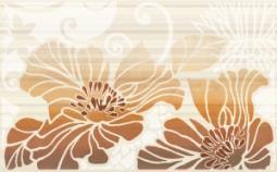 Декор Нефрит-керамика Кензо 04-01-1-09-03-15-075-1 40x25 Бежевый
