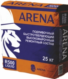 Гидроизоляционная смесь Arena RepairMaster R500 Liquid 25 кг