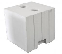 Блок силикатный Simat 250х248х238 мм М125