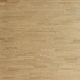 Паркетная доска Polarwood Space Ясень Pluton White Oiled