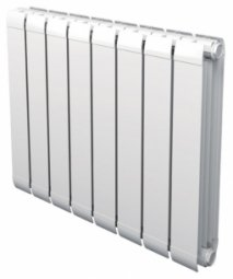 Радиатор алюминиевый Sira  Rovall100  500 5 секций
