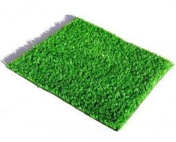 Искусственная трава Калинка Лайм, 6 мм, 1 м рулон