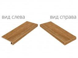 Ступень угловая правая Italon NL-Wood xани 33x90 натуральная
