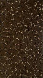 Декор Lasselsberger Анастасия шоколад 25x45