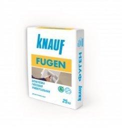 Шпатлевка Knauf Фуген ГК гипсовая 25 кг