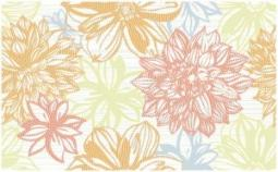 Декор Нефрит-керамика Стрит 04-01-1-09-03-11-118-0 40x25 Оранжевый