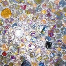 Мозаика Elada Luster Glass M8L3544 электрик микс 30x30