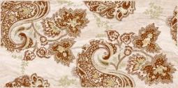 Декор Нефрит-керамика Триумф 04-01-1-10-03-41-167-0 50x25 Коричневый
