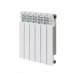 Радиатор алюминиевый Русский Радиатор ФРЕГАТ RRF500*80AL 4 секции
