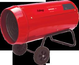 Тепловая пушка газовая Fubag Brise 40М