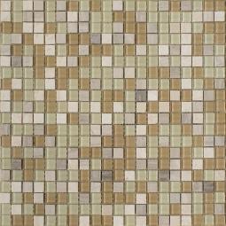 Мозаика Elada Crystal+Stone HK-41 бело-бежевый 32.7x32.7