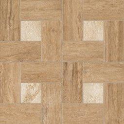 Вставка Italon NL-Wood Олив Гламур 45x45 натуральная