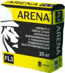 Смесь сухая Arena FL3 мешок 25 кг