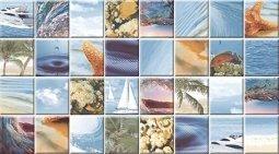 Декор Ceradim Starfish Dec Mozaic Sea 25x45