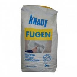 Шпатлевка Knauf Фуген гипсовая 5 кг