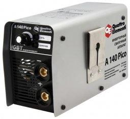 Инверторный аппарат электродной сварки Quattro Elementi A 140 Pico