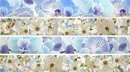Декор Ceradim Spring Dec Mosaic Blue 25x45