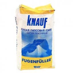 Шпатлевка Knauf Фуген  гипсовая 10 кг