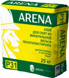 Клей Arena P31 для плит 25 кг