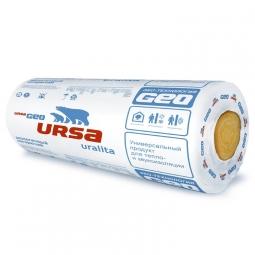 Стекловолоконный утеплитель Ursa Geo М-15/50 2х8500х1200х50 мм