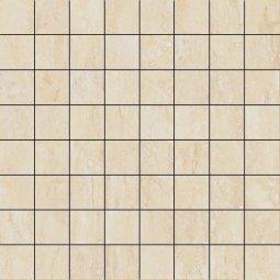 Мозаика Italon Travertino Навона 29.2х29.2 люкс
