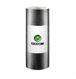 Изодом ECO ПЛ фольгированный серый 10 мм 1х30м