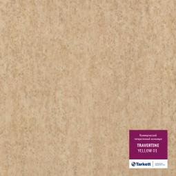 Линолеум коммерческий гетерогенный Tarkett Travertine Yellow 1 3 м