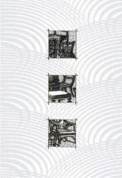 Декор Керамин Модерн 1 Серый 40x27,5