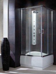 Душевая кабина Radaway Premium Plus прозрачное 90х90х170