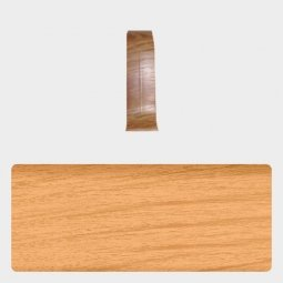 Соединитель (блистер 4 шт.) Т-пласт 006 Вишня Светлая