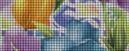 Декор Ceradim Pixie Dec Pixie Panno B 20x50