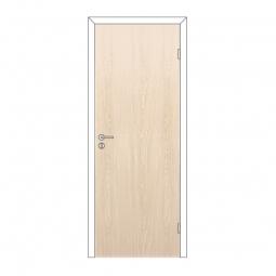 Дверное полотно Olovi глухое Беленый Дуб 900х2000 с замком 2014